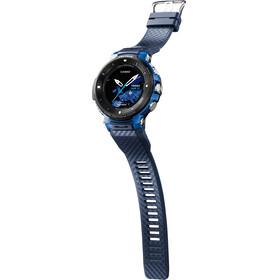 CASIO PRO TREK SMART WSD-F30-BUCAE Smartwatch Men, blue/blue/grey